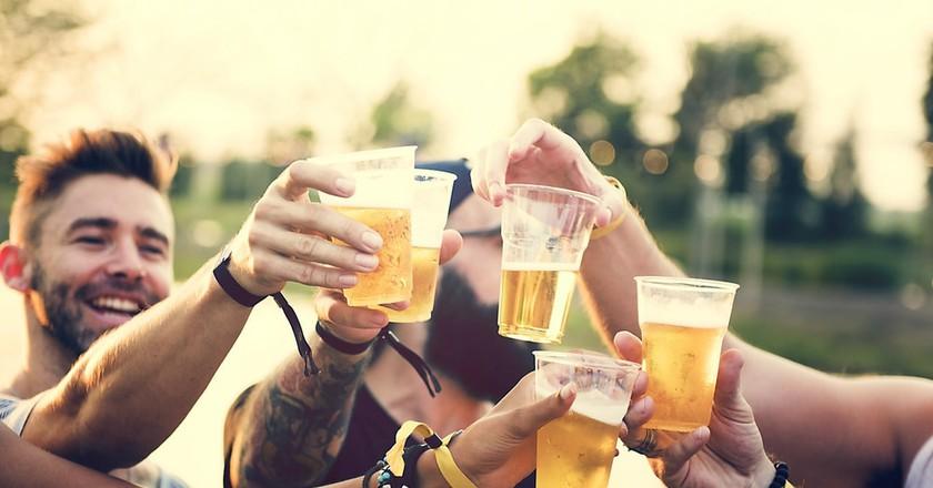 Beers ©Rawpixel.com/Shutterstock