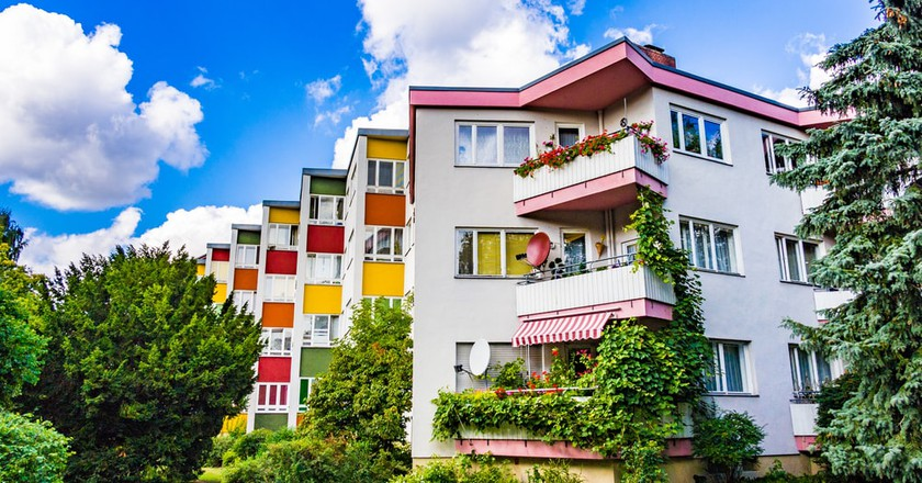 Grosssiedlung Siemensstadt of the Berlin Modernism Housing Estates | © Takashi Images/Shutterstock