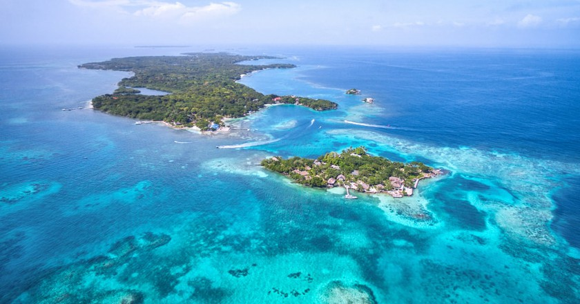 The Rosario Islands, Colombia   © R.M. Nunes / Shutterstock