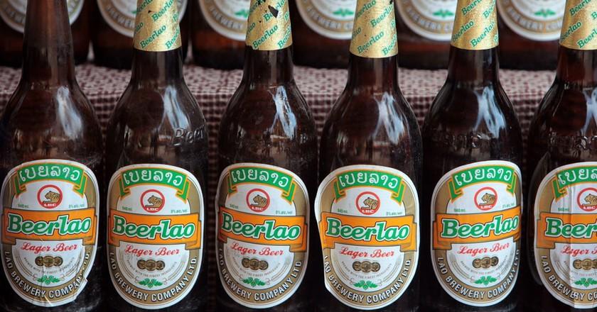 Beer Lao | © amnat30/Shutterstock
