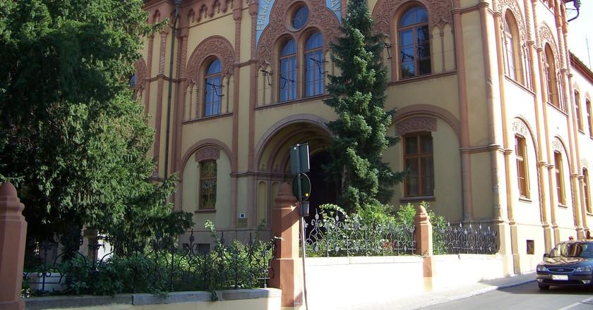 The Most Beautiful Architecture in Sremski Karlovci, Serbia
