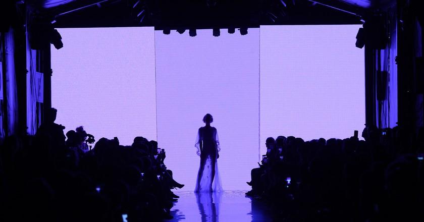Toronto Fashion Week   © George Pimentel