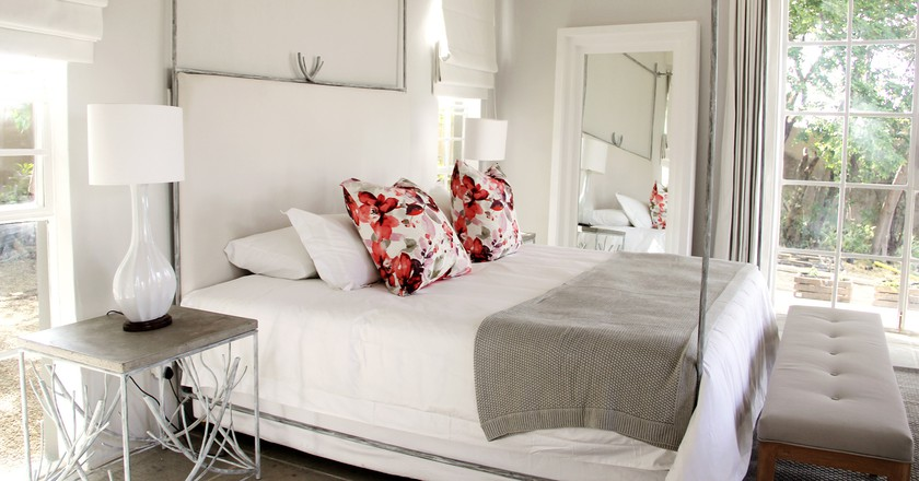The bedrooms are beautifully decorated, each with a different theme | Courtesy of The Forum Company