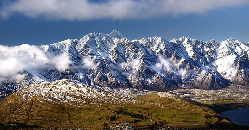 The Remarkables Queenstown | © Bernard Spragg NZ. / Flickr
