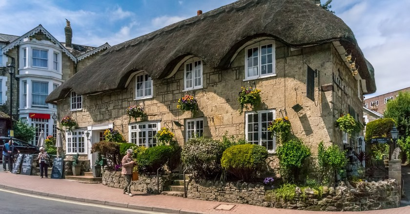 The Village Inn, Isle of Wight |  © Peter/Flickr