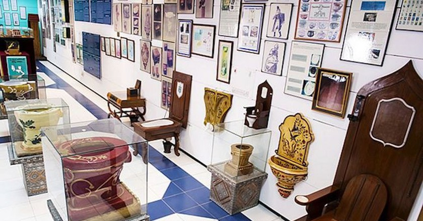 Sulabh International Museum of Toilets | Courtesy of Sulabh International Museum of Toilets, New Delhi