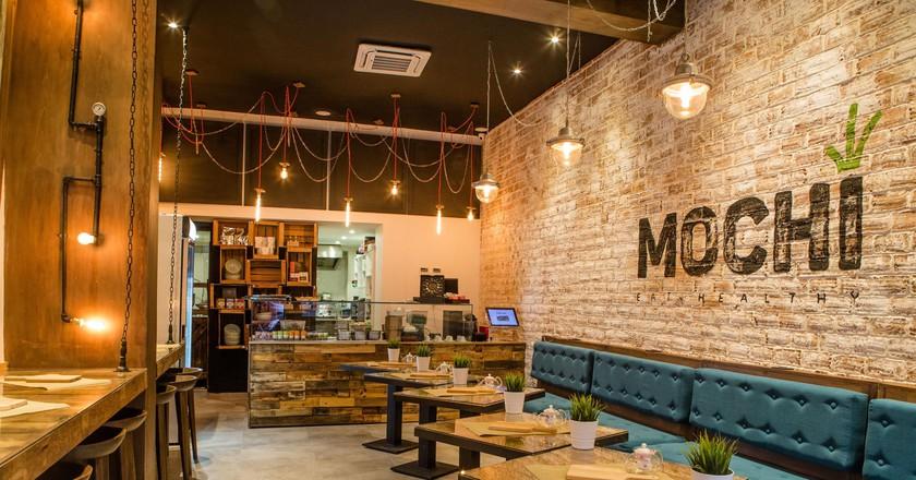 Mochi   Courtesy of Mochi Eat Healthy