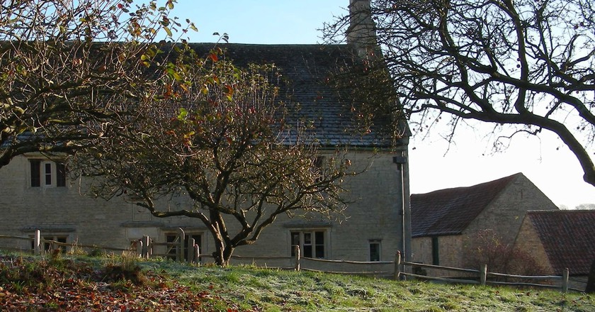 Woolsthorpe House, Newton's apple tree | © National Trust