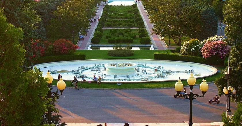 Parque Grande José Antonio Labordeta, Zaragoza   ©Archivaldo / Wikimedia Commons