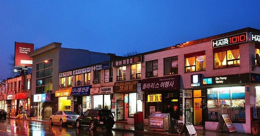 Koreatown in Toronto   © chensiyuan / WikiCommons