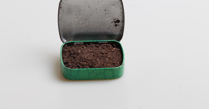 Snus is basically tobacco that you place directly on your gums