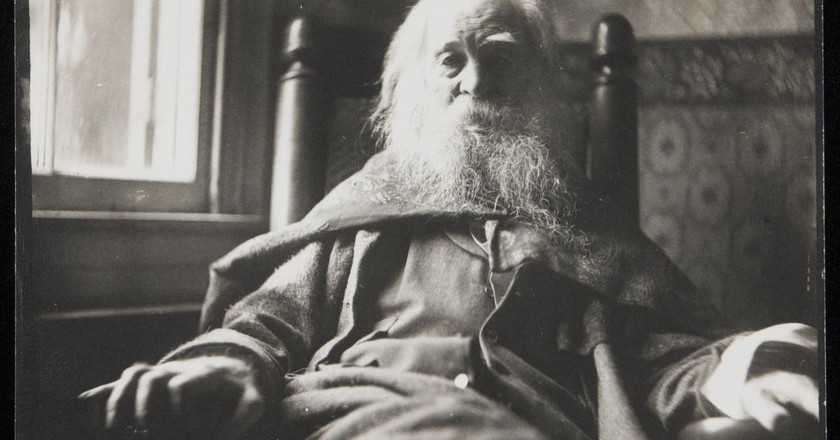 A Literary Tour of Walt Whitman's Camden, New Jersey