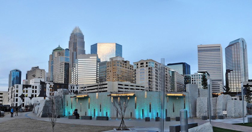 Charlotte panorama 2014 | @ James Willamor/Flickr