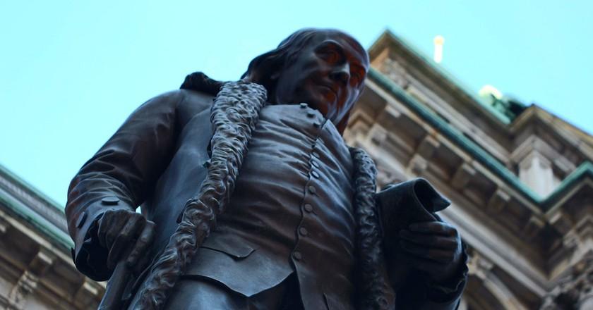 Benjamin Franklin | ©Jim Mac / Flickr