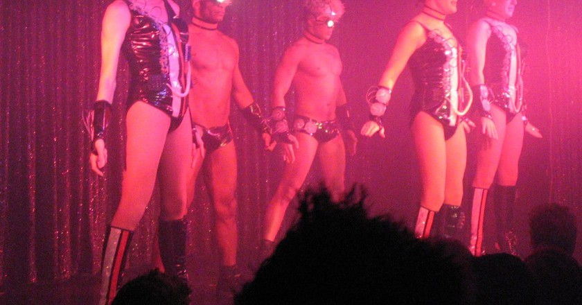 Drag show | © savv / Flickr