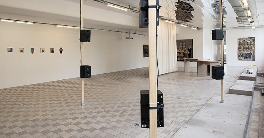 One of Konsthall C's main rooms | © Ola Bergengren / Konsthall C