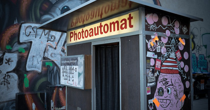 Photoautomat Berlin | © Davis Staedtler/Flickr