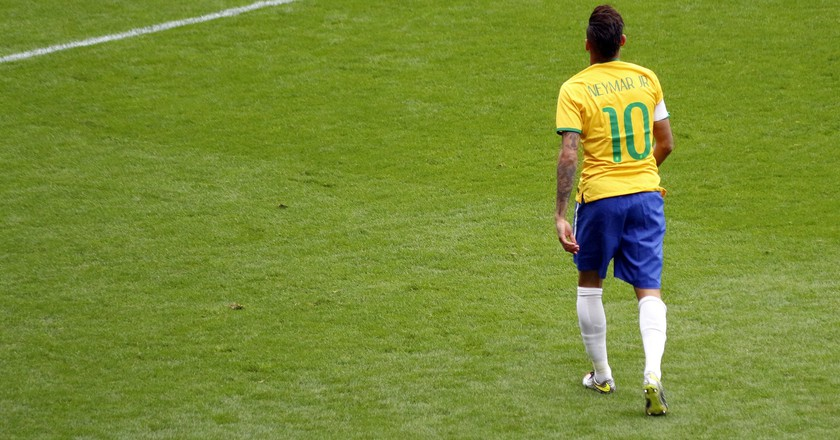 Neymar will lead Brazil at the 2018 World Cup | © DSanchez17/Flickr