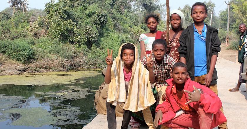 Siddis, Indian people of African descent | © Nagarjun Kandukuru/Flickr
