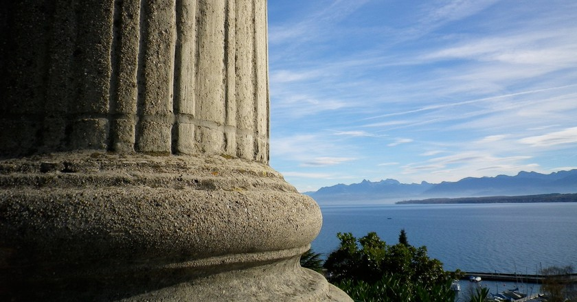 The Roman ruins of Nyon | ©  Sam Nabi / Flickr