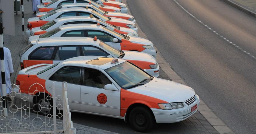 Oman Taxis | © Riyadh Al Balushi/Flickr
