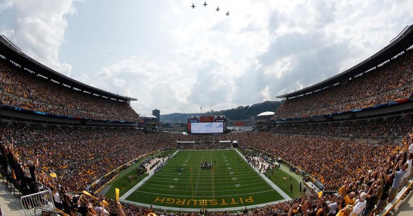 Heinz Field | Courtesy of Pittsburgh Steelers / Dave Arrigo