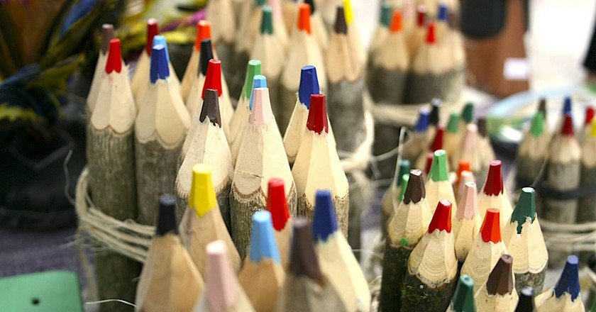 Coloured pencils | © Anderson Mancini/Flickr