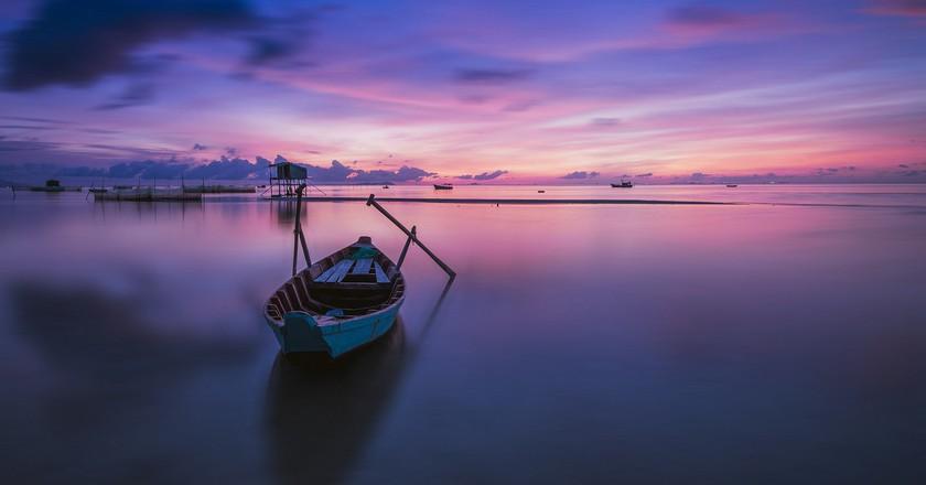 Phu Quoc sunrise | © www.lennykphotography.com