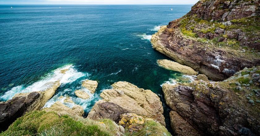 Cliffs of Brittany | © Maëlick / Flickr