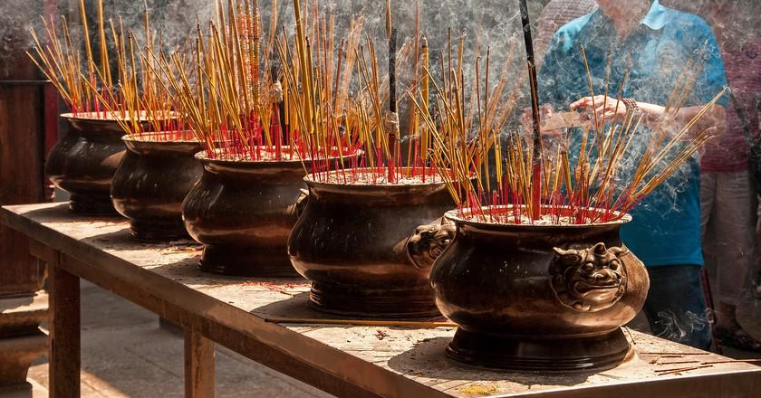 Thien Hau Pagoda | © bvi4092/Flickr