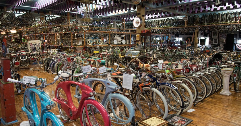 Bicycle Heaven | © edwardhblake/Flickr