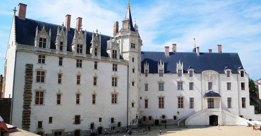 Château des Ducs de Bretagne | © Arlenz CHEN / Flickr