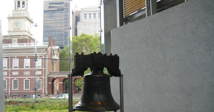 The Liberty Bell| © madraban / Flickr