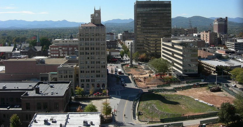Downtown Asheville | © Selena N. B. H. / Flickr