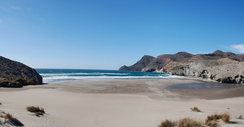 Playa de Monsul, Almería; horrapics/flickr