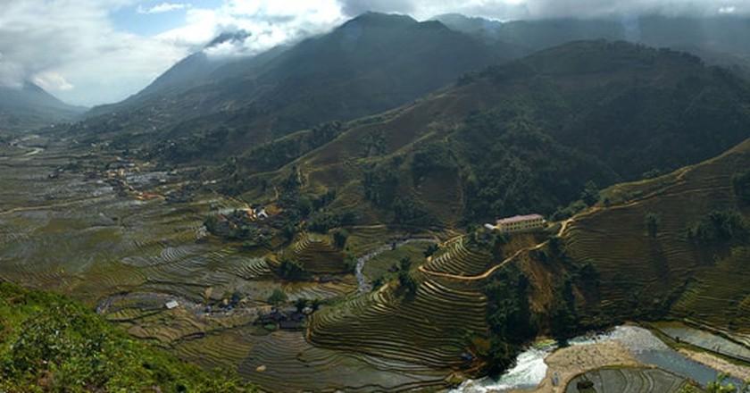Muong Hoa Valley   © Sang Trinh/Flickr