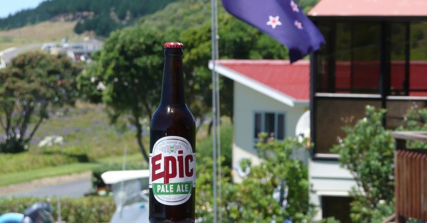 Epic Beer from New Zealand | © epicbeer/Flickr