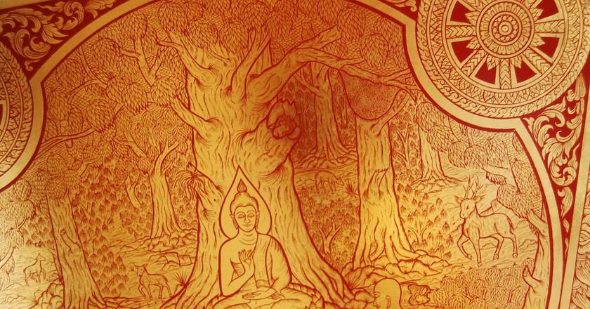 Buddha images | © missbossy/Flickr