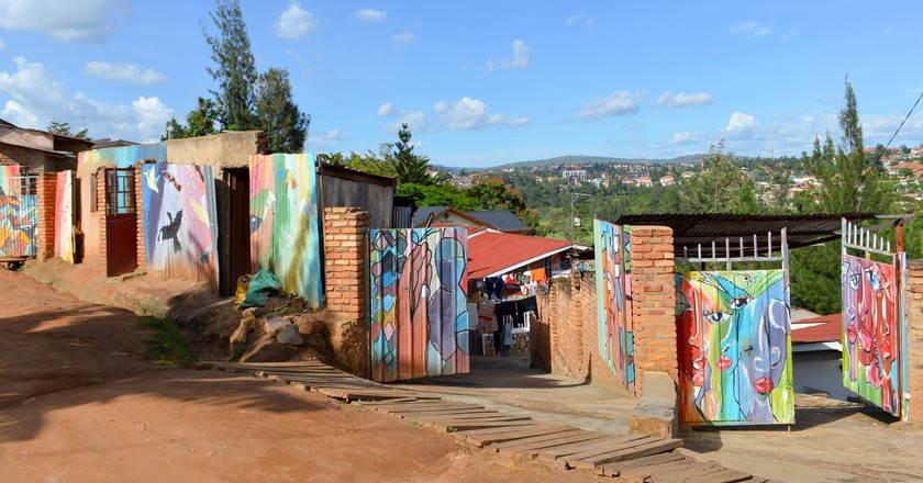 Arts studio in Rwanda | © Francisco Anzola / Flickr