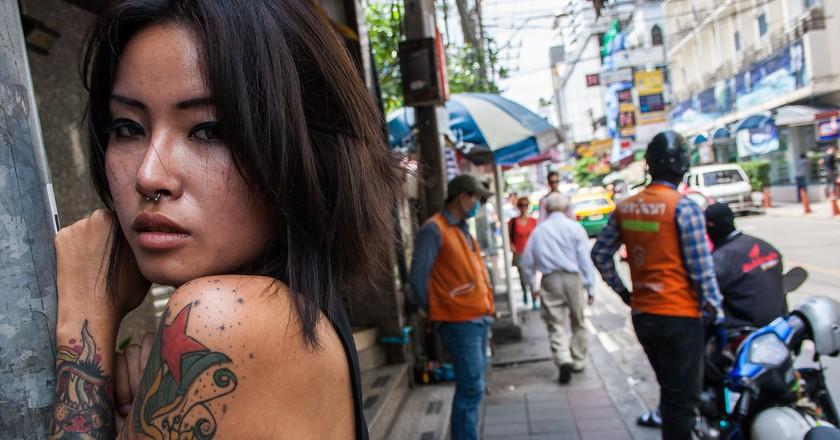 Tattoo fun! | ©Richard/Flickr