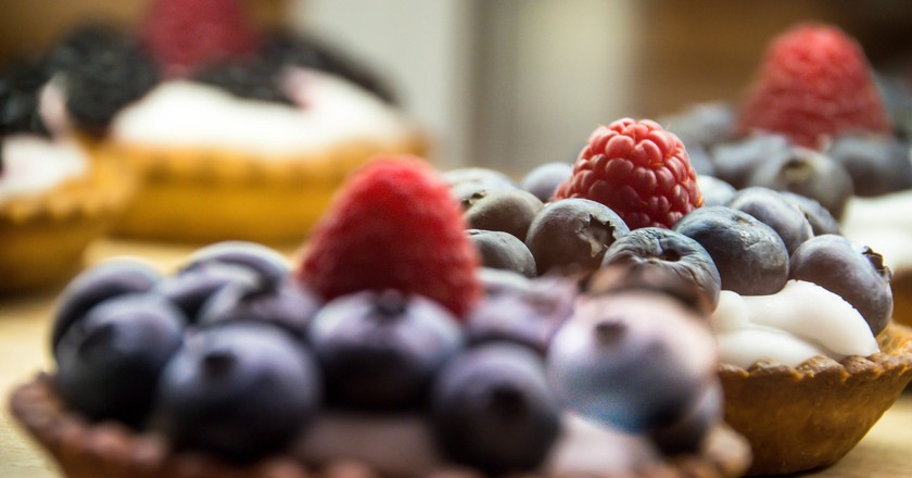 Scandinavian pastries   © Maria Eklind / Flickr
