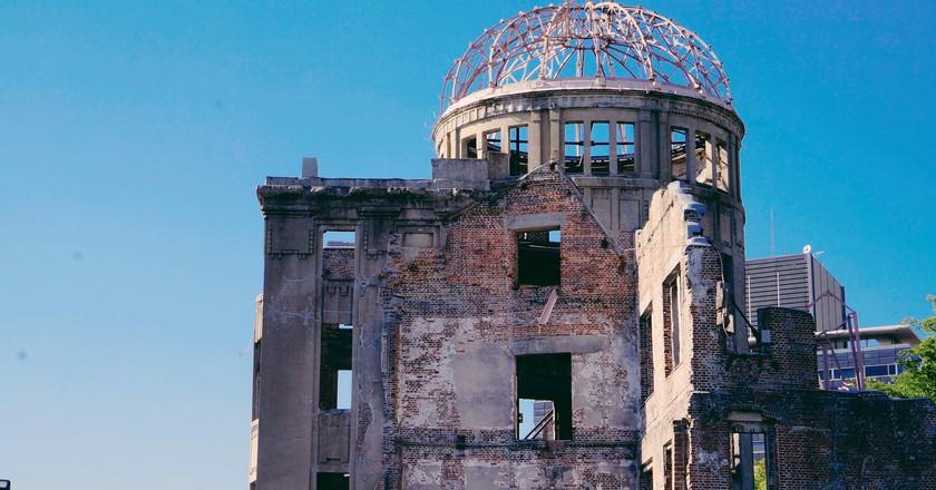 Atomic bomb dome   © Terence Mangram/Flickr