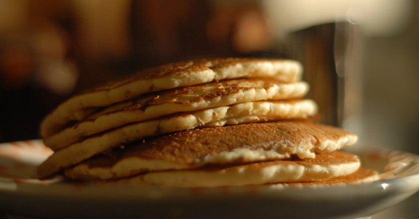 Stockholm has many gluten-free items, like these pancakes | © Randall Chancellor / Flickr