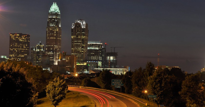 Charlotte NC | © Stephanie/Flickr