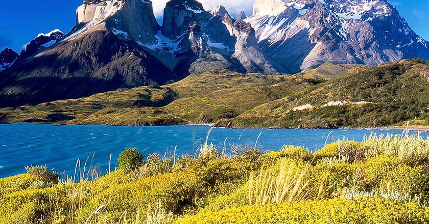 Torres del Paine | © melenama/Flickr
