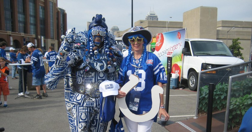Indianapolis Colts | © America's Power / Flickr