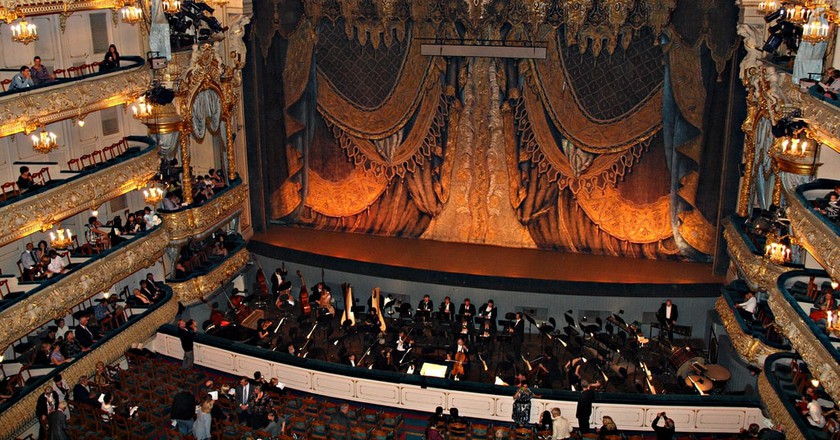 The Mariinsky Theatre | © Sandra Cohen-Rose and Colin Rose / Flickr