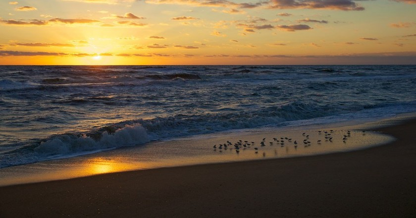 Outer Banks sunrise | © Karen Blaha / Flickr