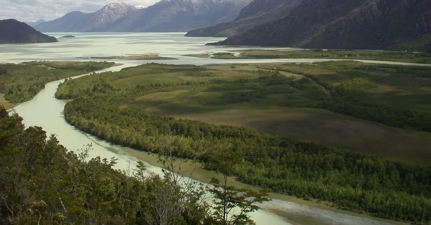 River Delta |  © Germán Poo-Caamaño / Flickr