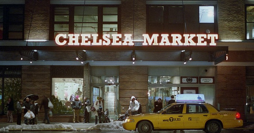 Google has reportedly bought Chelsea Market | © Chun-Hung Eric Cheng/ Flickr